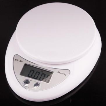 Кухонные весы 5000 х 1 г