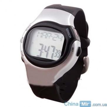 Спортивные часы с пульсометром и счётчиком калорий