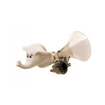 Звонок велосипедный TW CS-1014 Слон