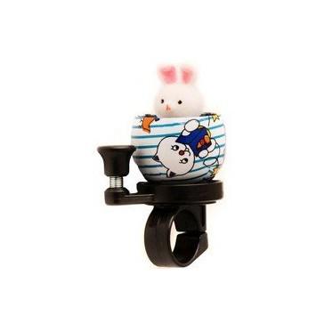 Звонок велосипедный TW JH-303 Кролик