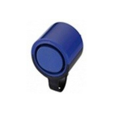 Звонок велосипедный TW JH-101 (сирена) синий