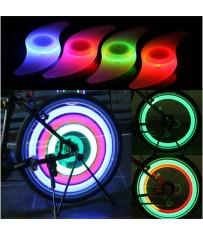 Велосипедный фонарь-подсветка на спицы колеса