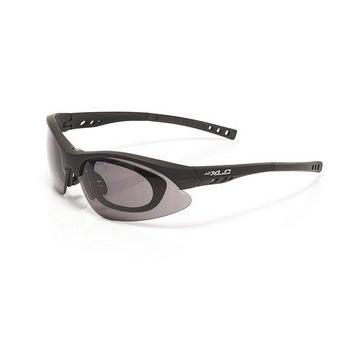 Очки велосипедные XLC Bahamas SG-F01 Оправа-титанового цвета. Для носителей очков