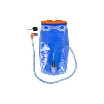 Гидропак SOURCE Widepac 2 Transparent-Blue