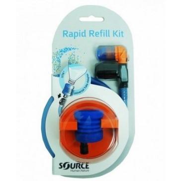Аксессуар SOURCE UTA - QMT kit (including: QMT Helix & Tube) Blue/Black