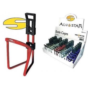 Флягодержатель Simpla Alu-Star silver 57г