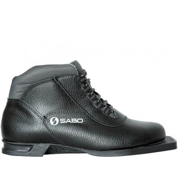 Лыжные ботинки под крепление NN75 (кожа)
