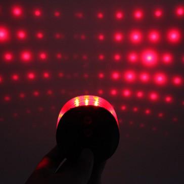 Велосипедный задний фонарь с лазерами