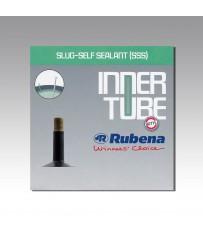 "Камера 26"" x 2.10-2.50"" (54/62x559) a/v 35мм RUBENA Slug self sealant D10 SF, BSC, 9mm, гель"