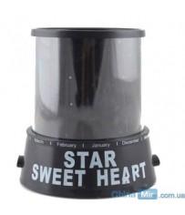 Проектор звездного неба Star Master + Адаптер питания 220в.