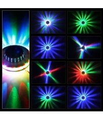 Светодиодная RGB LED подсветка для дискотек
