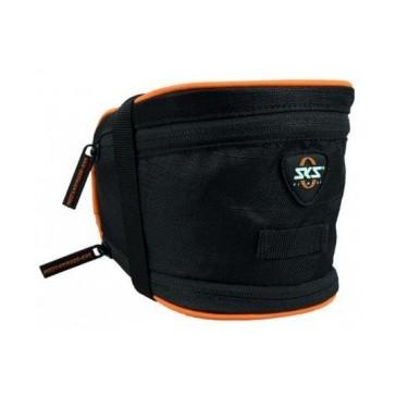 Подседельная велосумка SKS Base Bag XXL, цвет черный