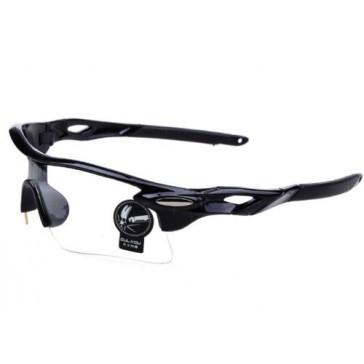 Велосипедные очки с прозрачными линзами , спортивные велоочки