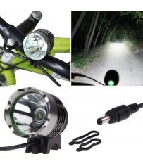 Велосипедная сверхяркая фара 1800 LM, CREE XM-L T6, аккумулятор, зарядное устройство