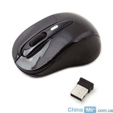 Беспроводная мышка для ноутбука, компьютера 2.4 GHz