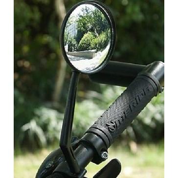 Велосипедное зеркало заднего вида.