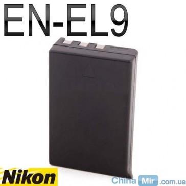 Аккумулятор EN-EL9 для Nikon