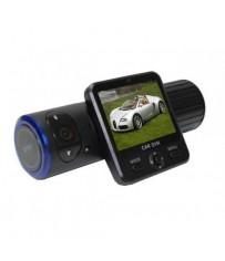 Автомобильный видеорегистратор Х 6000 GPS/2 камеры