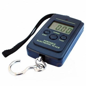 Портативные цифровые весы до 40 кг (кантер)