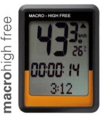 Велокомпьютер O-Synce Macro high free 20F б/пров.